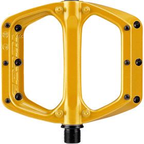 Spank Spoon DC Flat Pedal, gold